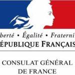 Logo Consulat de France