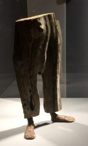 Le pantalon de Marie Eklund