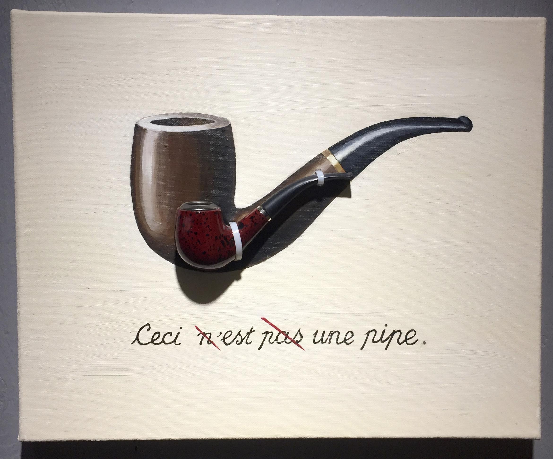 """""""Rättad Magritte"""" d'Alexander Erixson"""