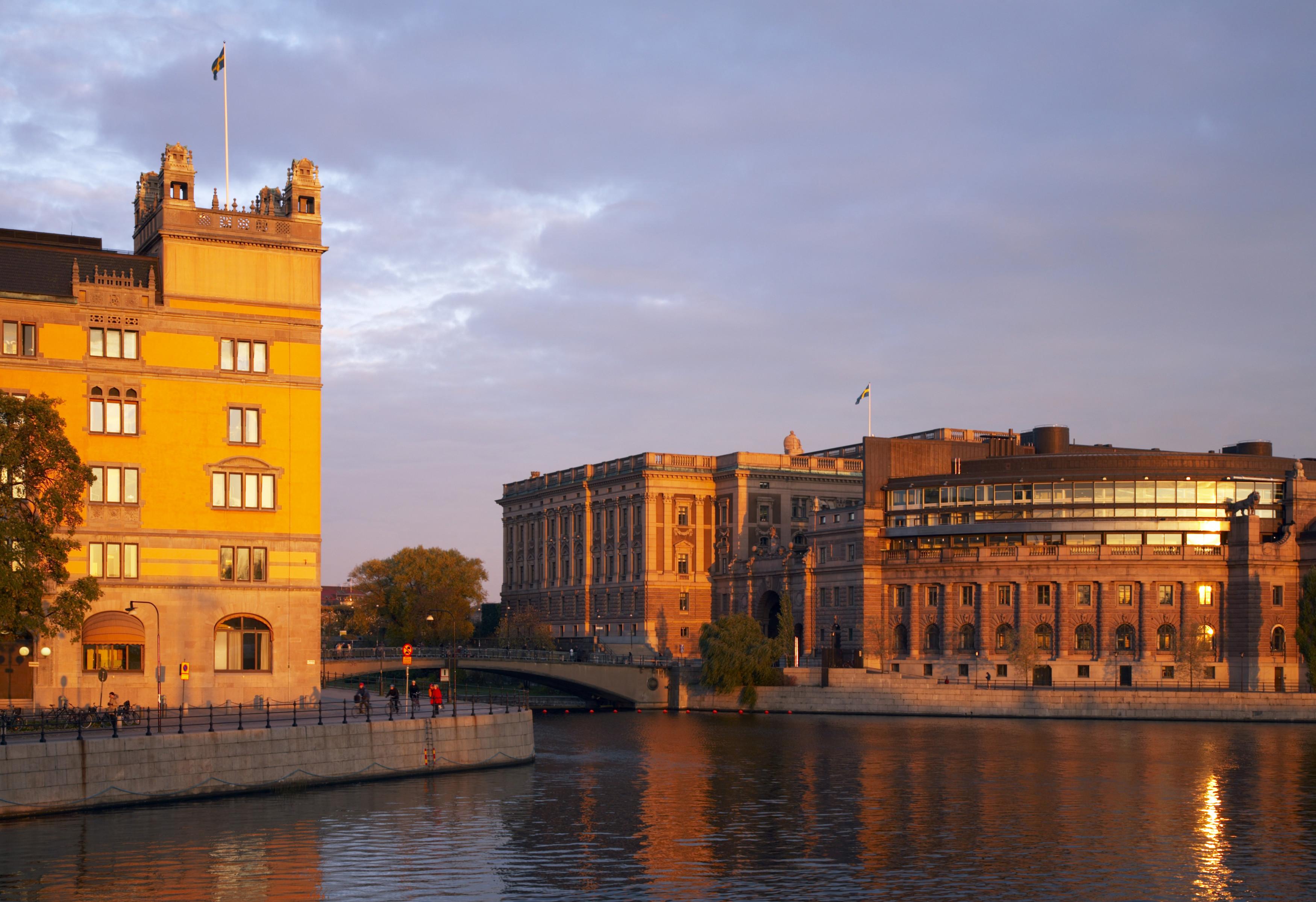 Siège du gouvernement suédois