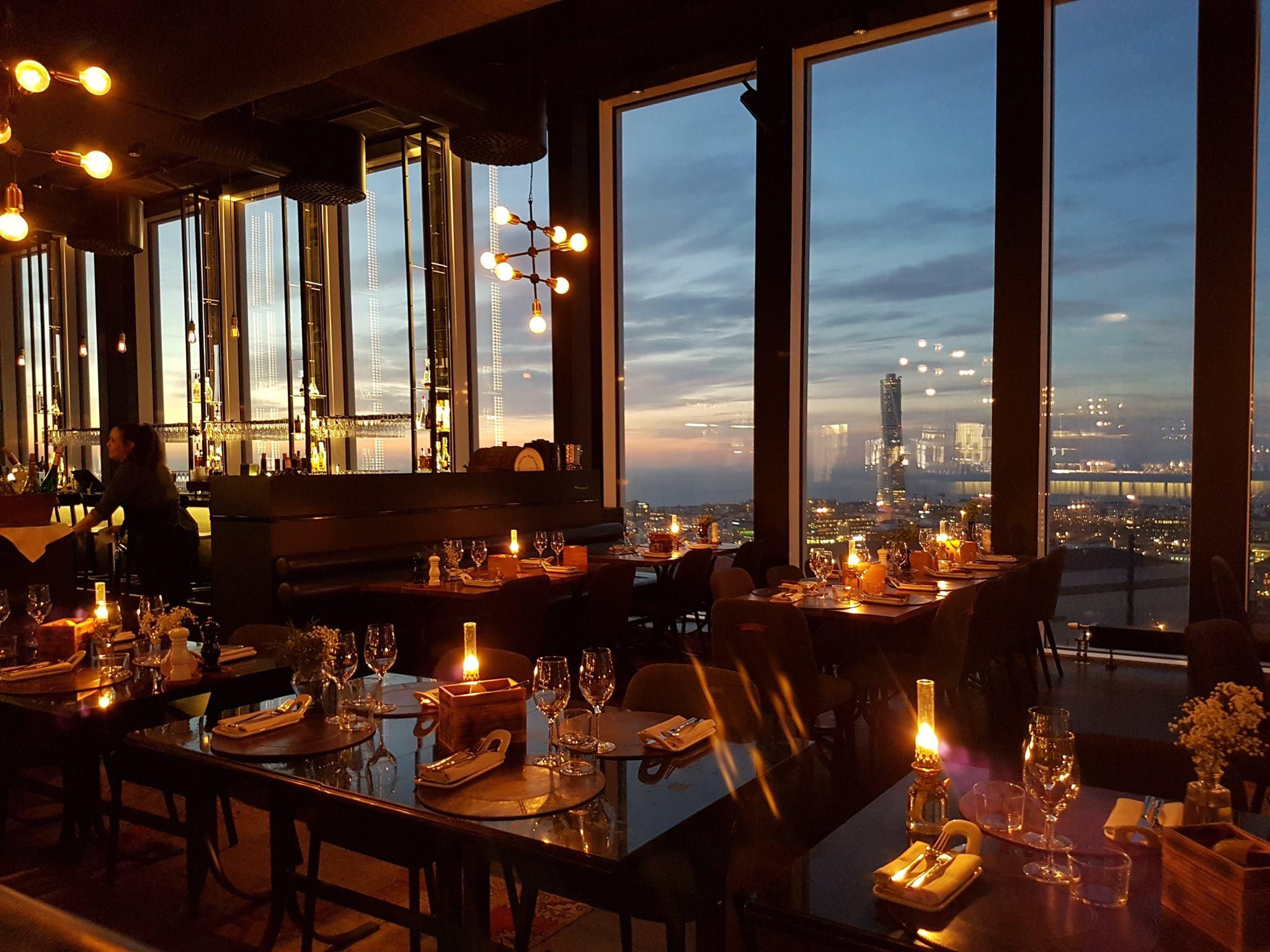 Kitchen&Table skybar