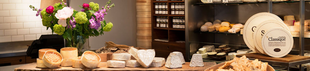 Fromages chez Androuet