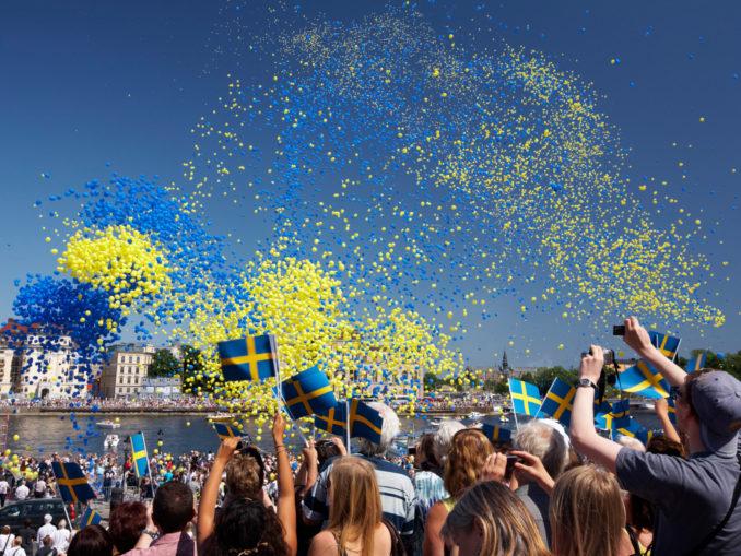 Fête nationale suédoise
