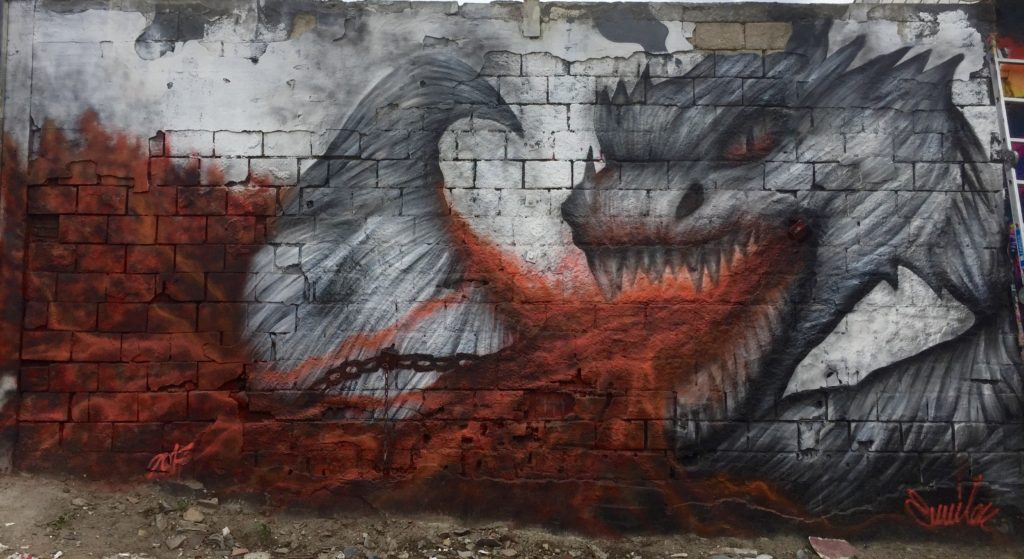 Graffiti par Emmilou