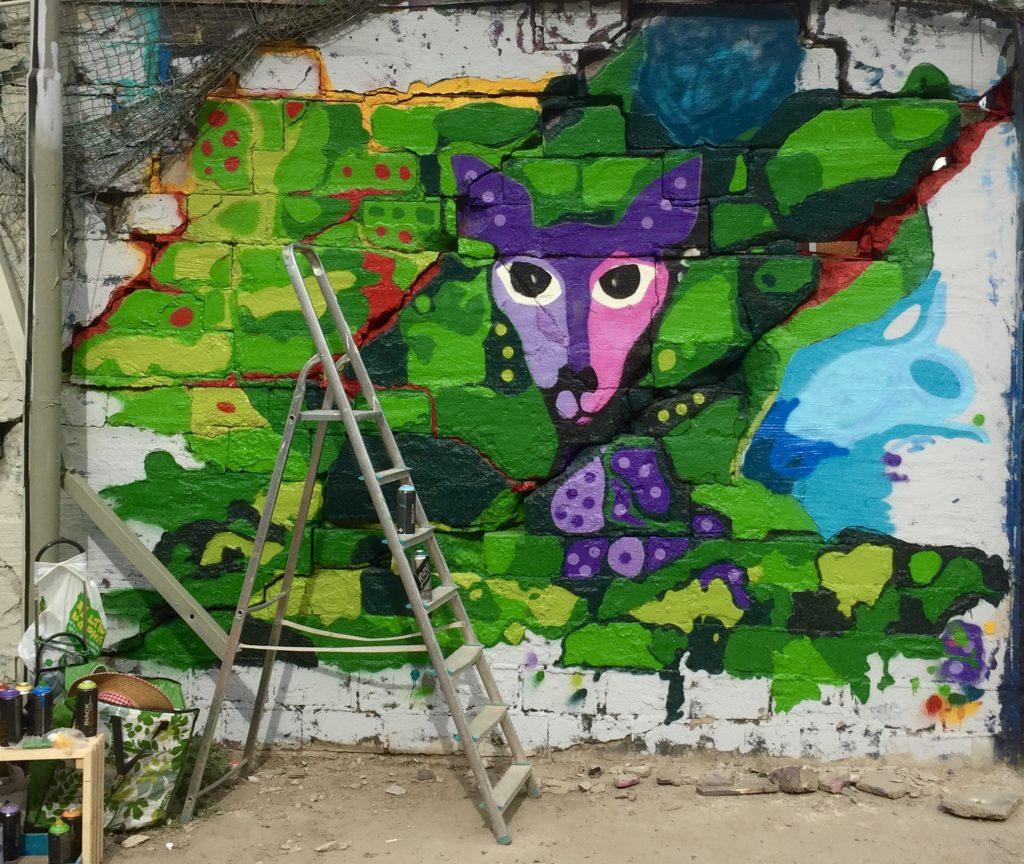 Graffiti par Kattis Karamell