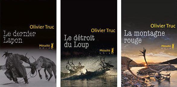 Romans d'Olivier Truc