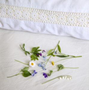 Tradition des 7 fleurs de midsommar
