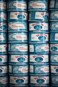 Boîtes de surströming