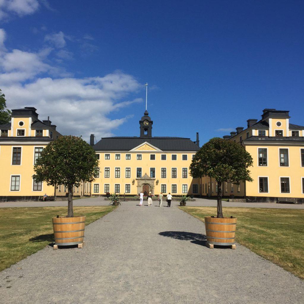 Le château d'Ulriksdal