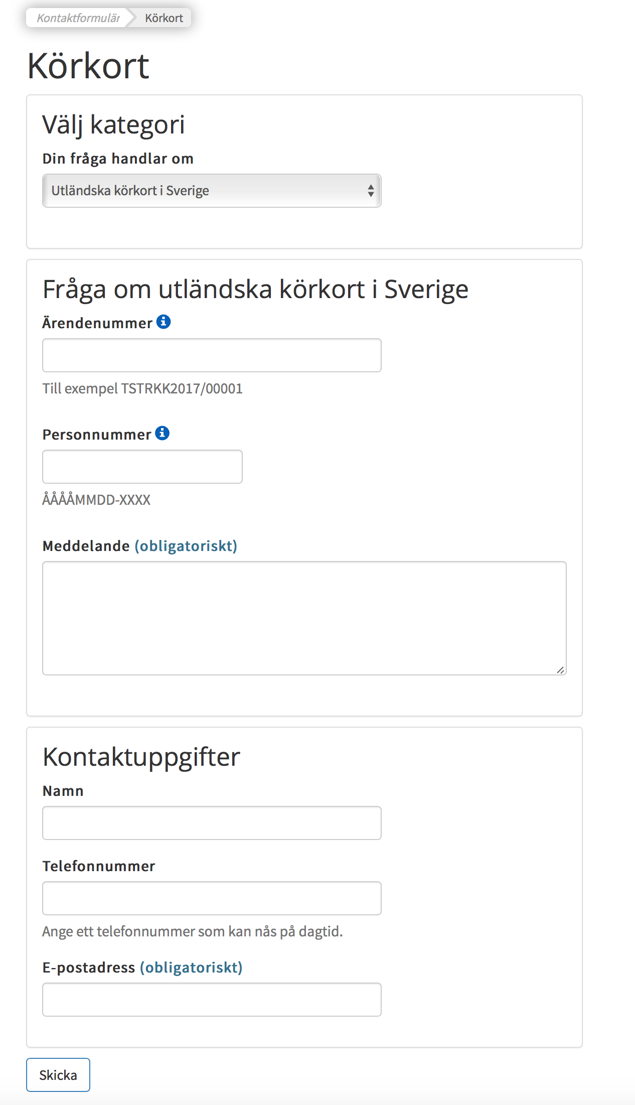 Un Permis De Conduire Suedois En 3 Semaines Top Chrono La
