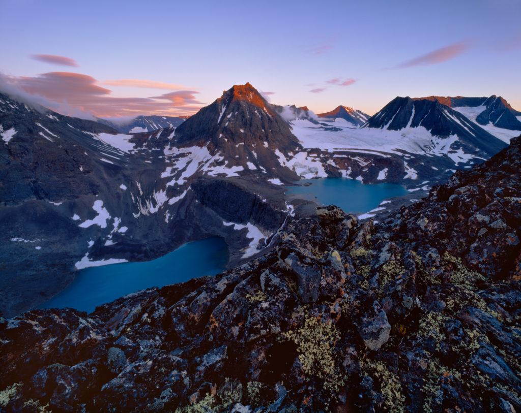 Montagnes suédoises