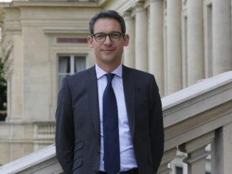 David Cvach, ambassadeur de France en Suède