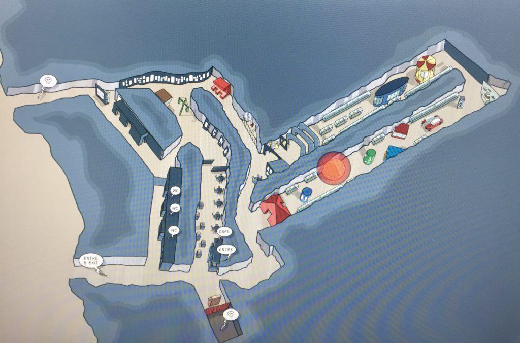 Plan du musée du jouet