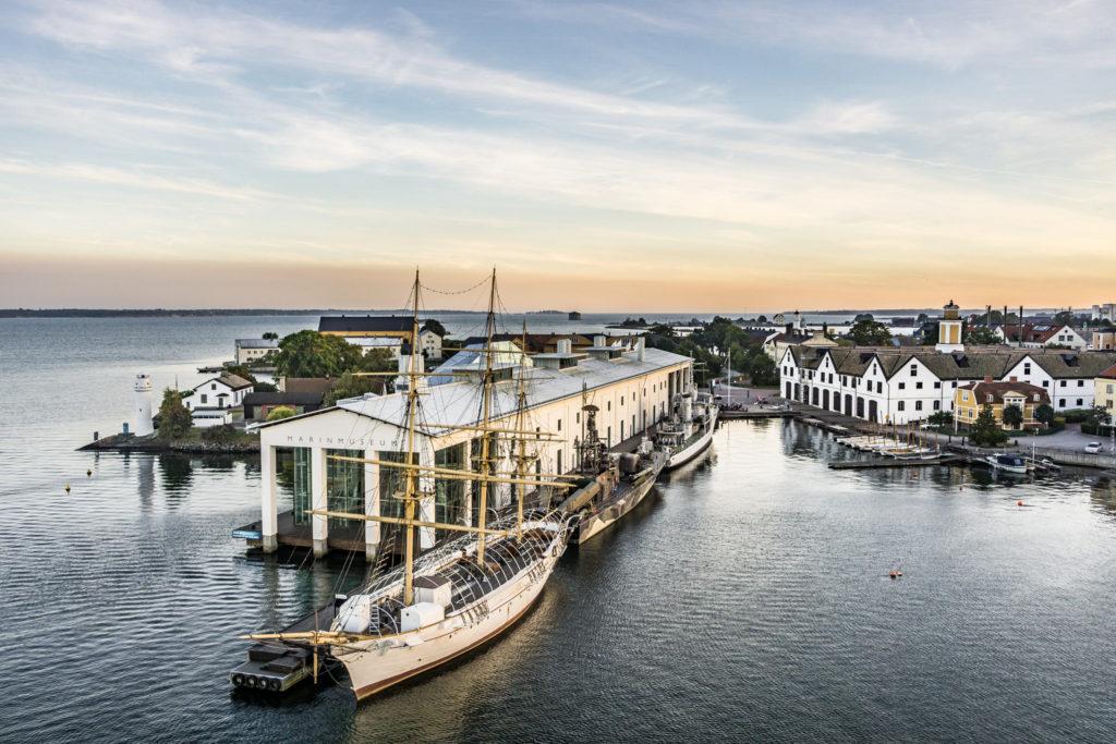 Marinmuseum, Karlskrona