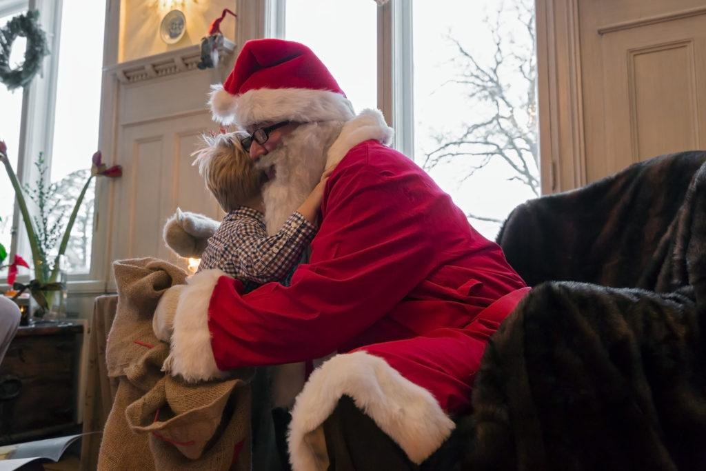 Tomten, le Père Noël
