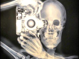 Photographe, Nick Veasey au Fotografiska