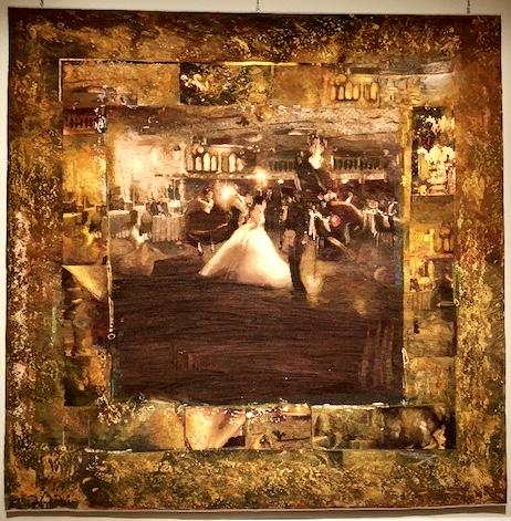Annika Ekhdahl, Bröllopet i Queens (2002)
