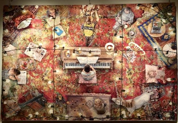 Annika Ekhdahl, Follow me — Shine (2015)