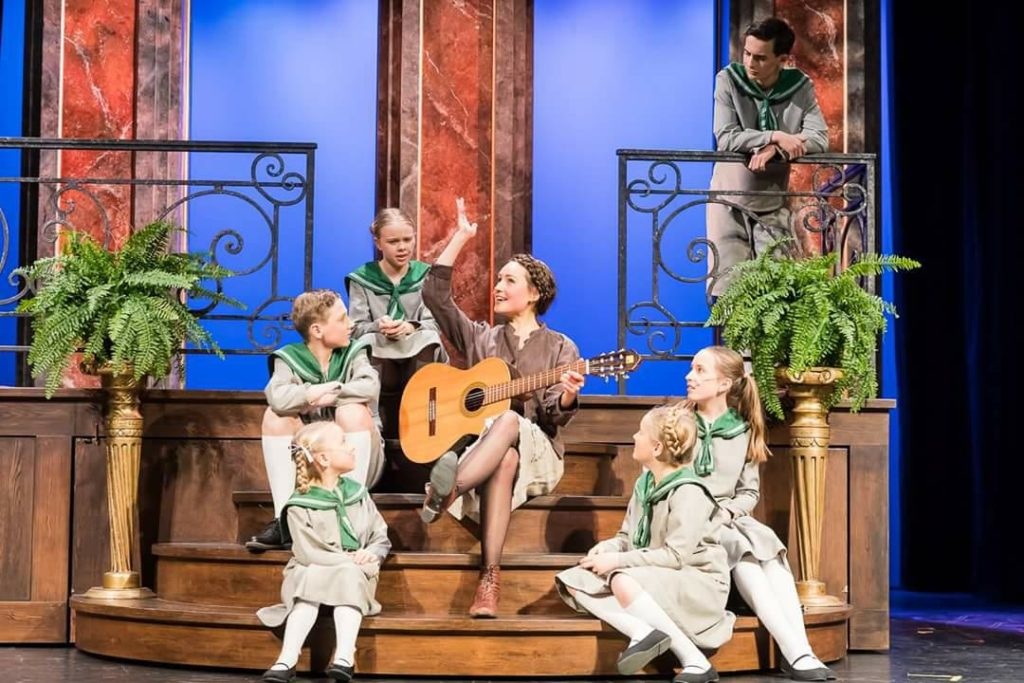 The Sound of Music à Intiman