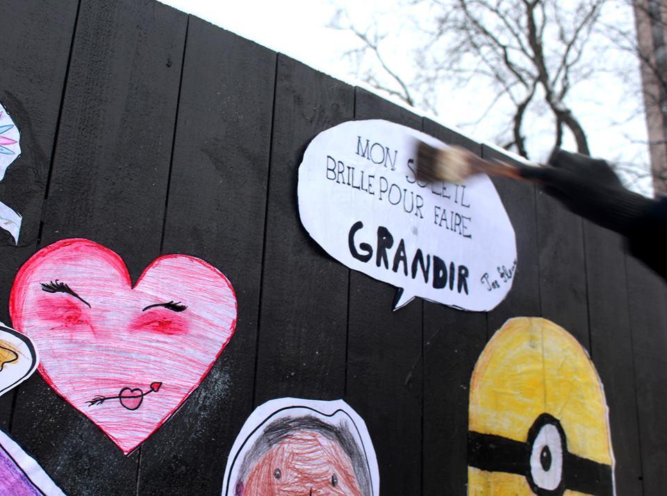 Mur des émotions 3