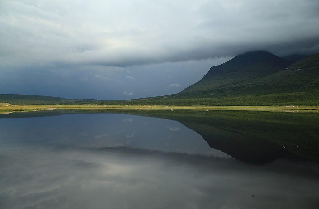 Montagnes Akka et Akkajaure, Suède