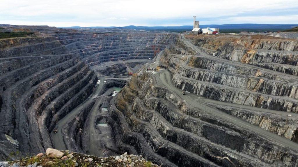 Mine de cuivre de Bolliden, Gällivare