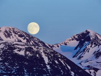Montagnes Akka, Suède