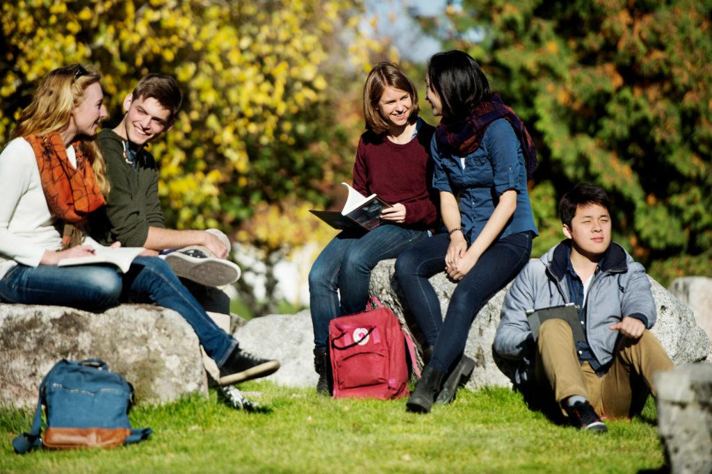 Étudiants en Suède