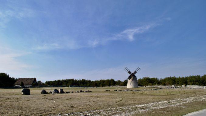 Moulin sur Fårö