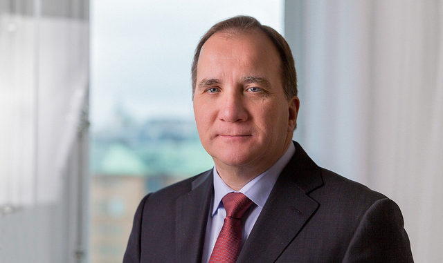 Stefan Löfven, Socialdemokraterna