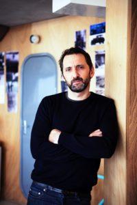 L'artiste Xavier Veilhan