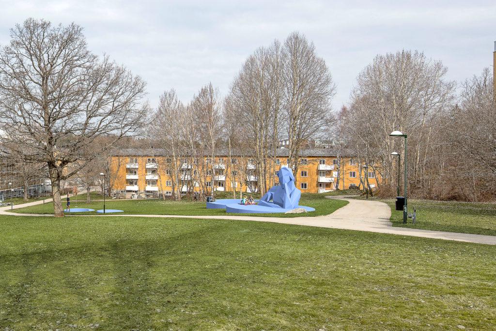 Vårbergs jättar (image de synthèse)