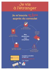 Inscription consulaire en ligne