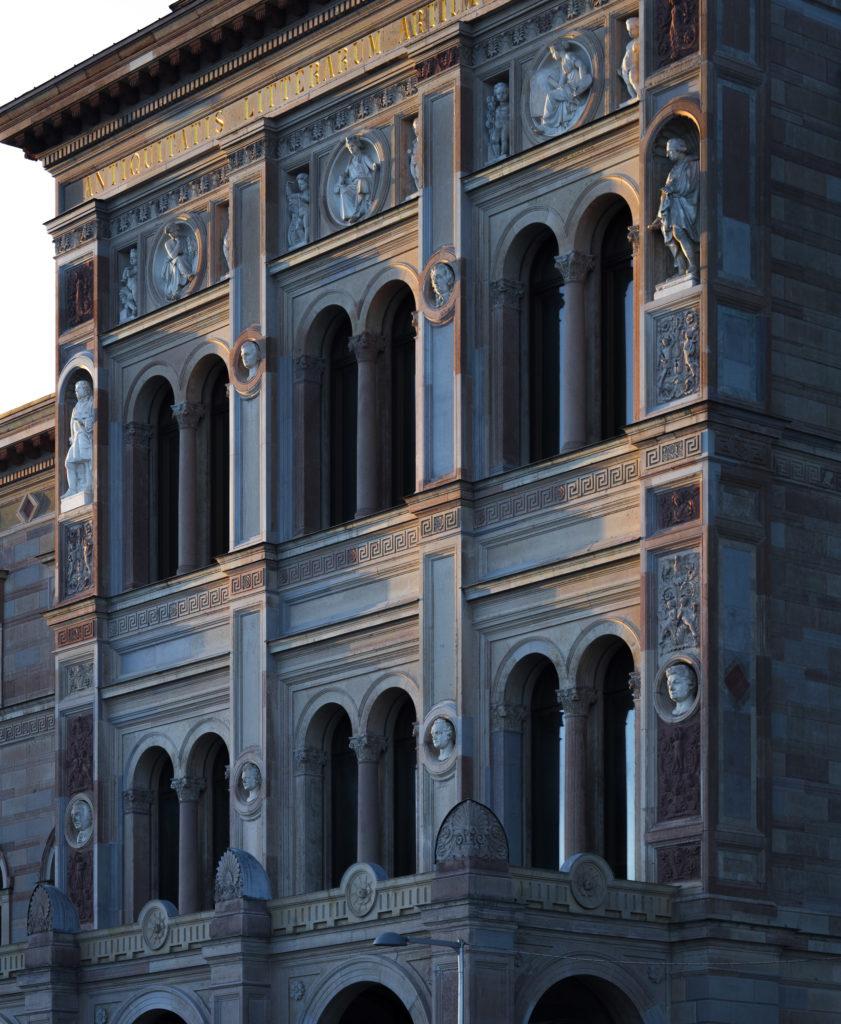 Façade du Nationalmuseum
