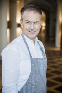Fredrik Eriksson, chef du restaurant du Nationalmuseum