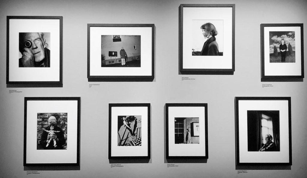 Portraits par Lars Tunnbjörk