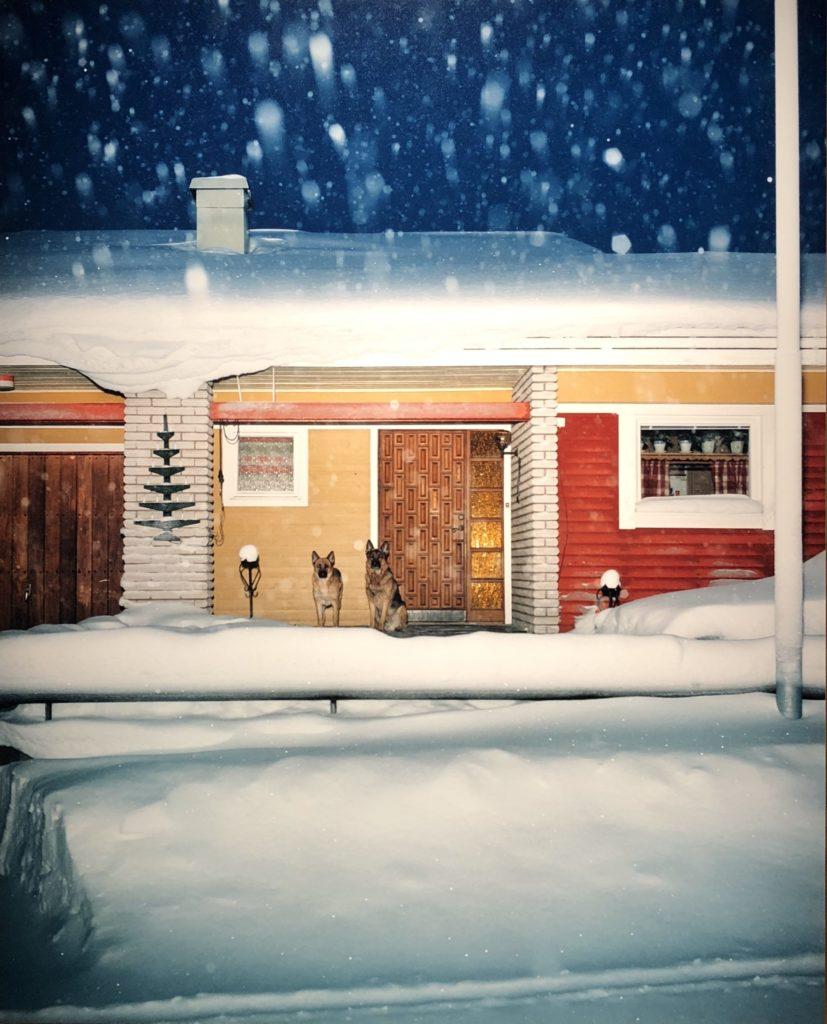 Kiruna, 2004, Lars Tunnbjörk