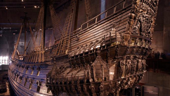 Le navire Vasa