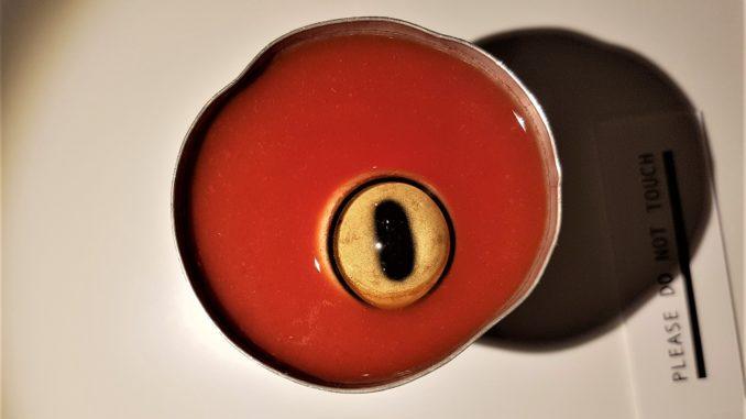 Jus de tomate et œil de mouton (Mongolie)