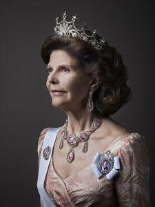 Sa Majesté la Reine Silvia de Suède