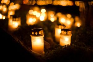 Bougies de la Toussaint
