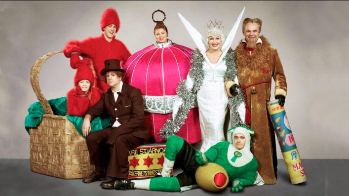 Julens hjältar, Les héros de Noël, julkalender de 1999