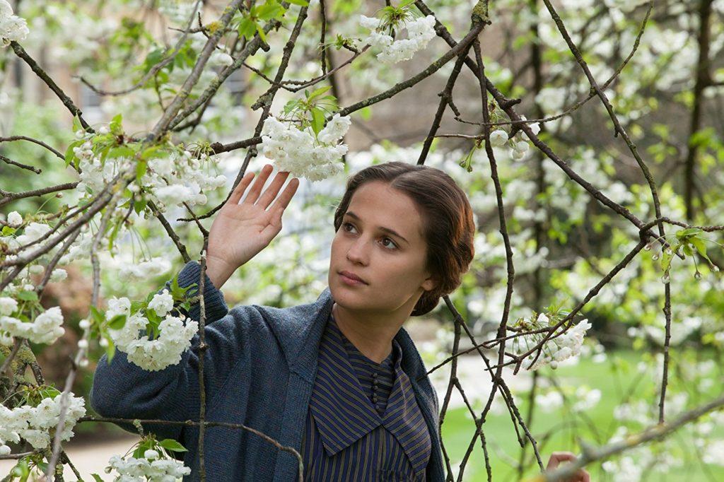 Alicia Vikander dans Mémoires de jeunesse