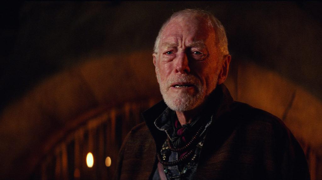 Max von Sydow dans Star Wars, Episode VII, Le réveil de la Force