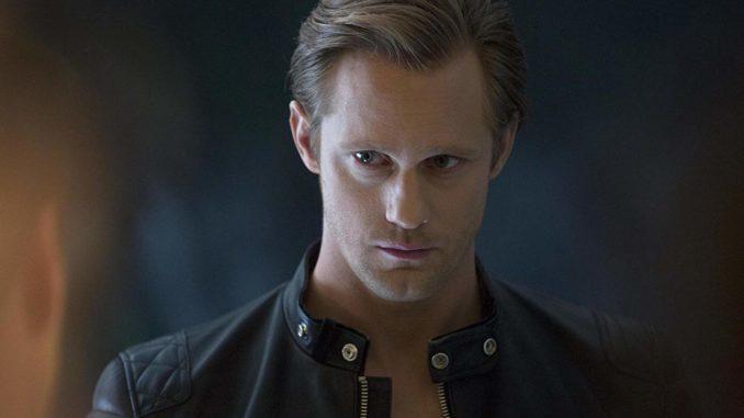 Alexander Skarsgård dans True Blood, Love Is to Die