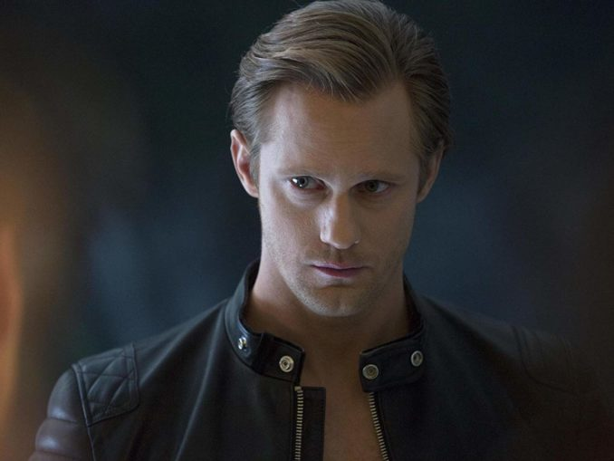 Alexander Skarsgård dans True Blood, Love Is to Die