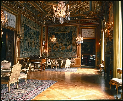 Le Grand Salon, Hallwylska museet