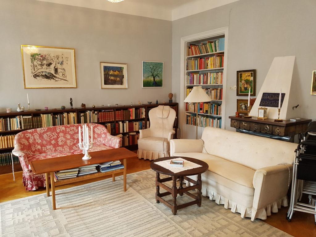 Salon d'Astrid Lindgren