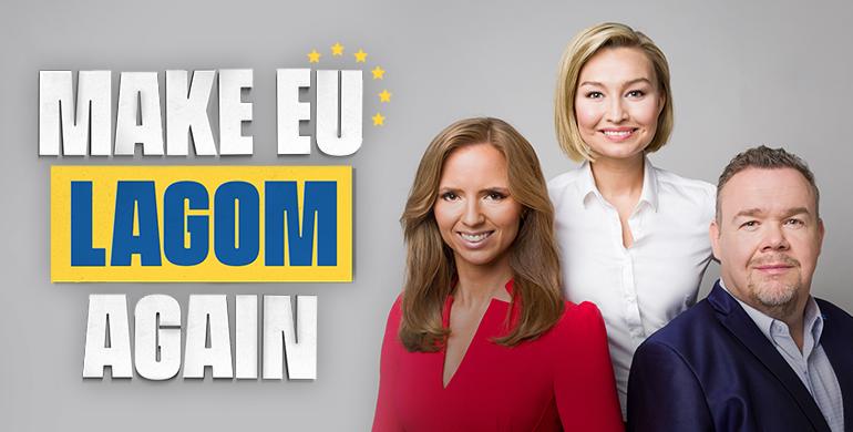Campagne électorale européenne de Kristdemokraterna