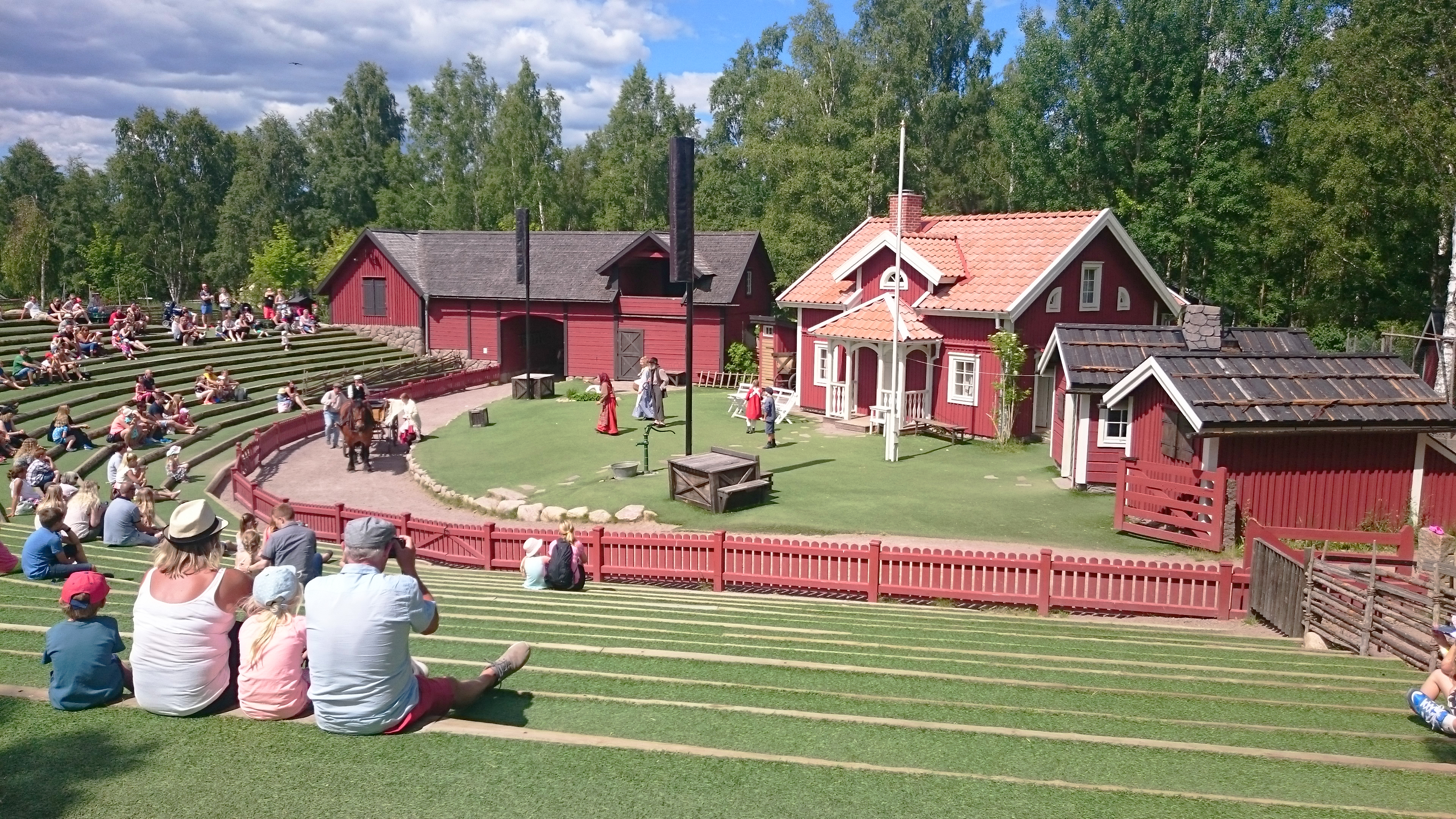 Le Monde d'Astrid Lindgren, Vimmerby